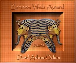 Egypt Planet Bronze Award - Click here to go to Egypt Planet