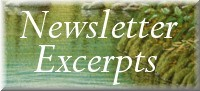 Newsletter Excerpts
